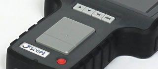 ボタン一つで市販のSDカードに記録が可能